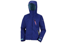 Columbia Girl's TechniKolor Jacket clematis blue